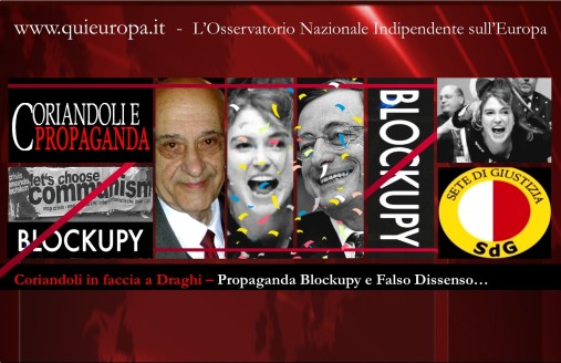 Blockupy-Draghi