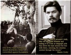 jewish acts during holodomor