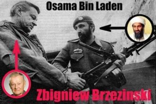 ZBIGNIEW Brzezinski Laden